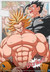 xxx yaoi ball Dragon z