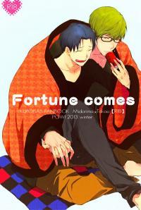 Kuroko no Basuke dj - Fortune comes