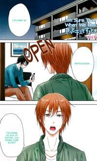 Kitto Kiss O Suru Toki manga