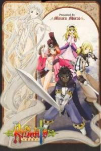 Knights manga