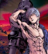 Cyber Blue: Ushinawareta Kodomotachi manga