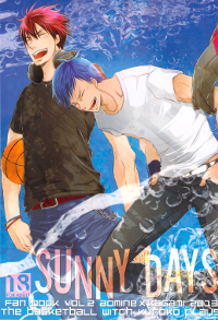 Kuroko no Basuke dj - Sunny Days manga