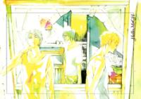 Bleach dj - Hello, MrGH manga