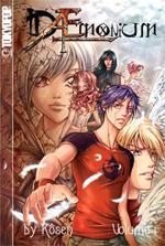 Daemonium manga