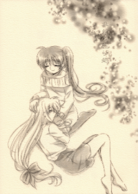 Mahou Shoujo Lyrical Nanoha - The Place Where Happiness Is (Doujinshi)