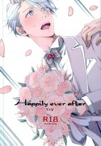 Happily ever after - Yuri!!! on ICE dj