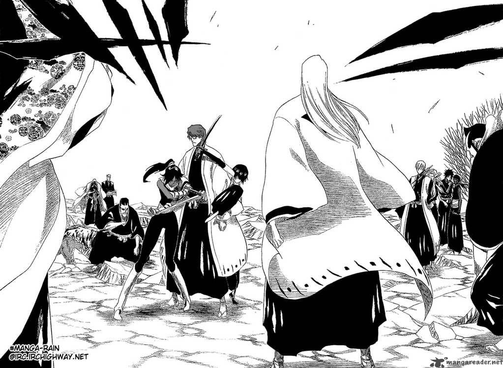 Bleach 177 End Of Hypnosis 9 Completely Encompass