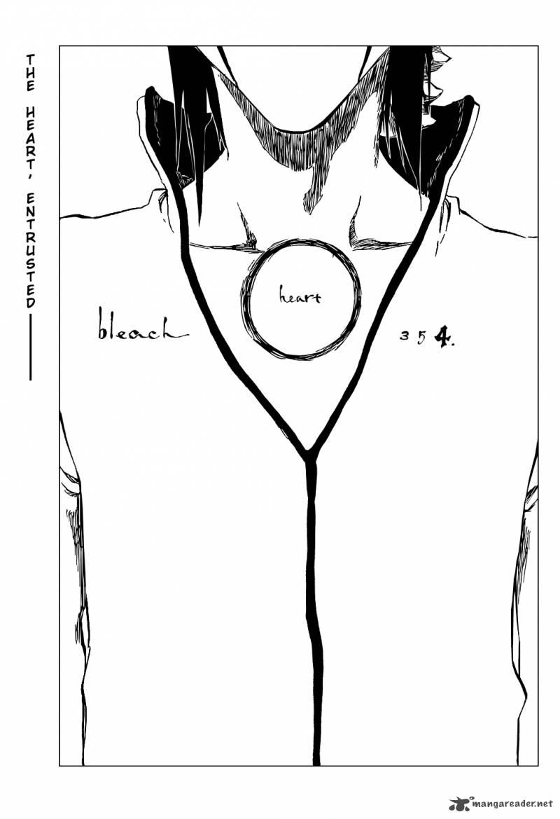 Bleach - Chapter 376