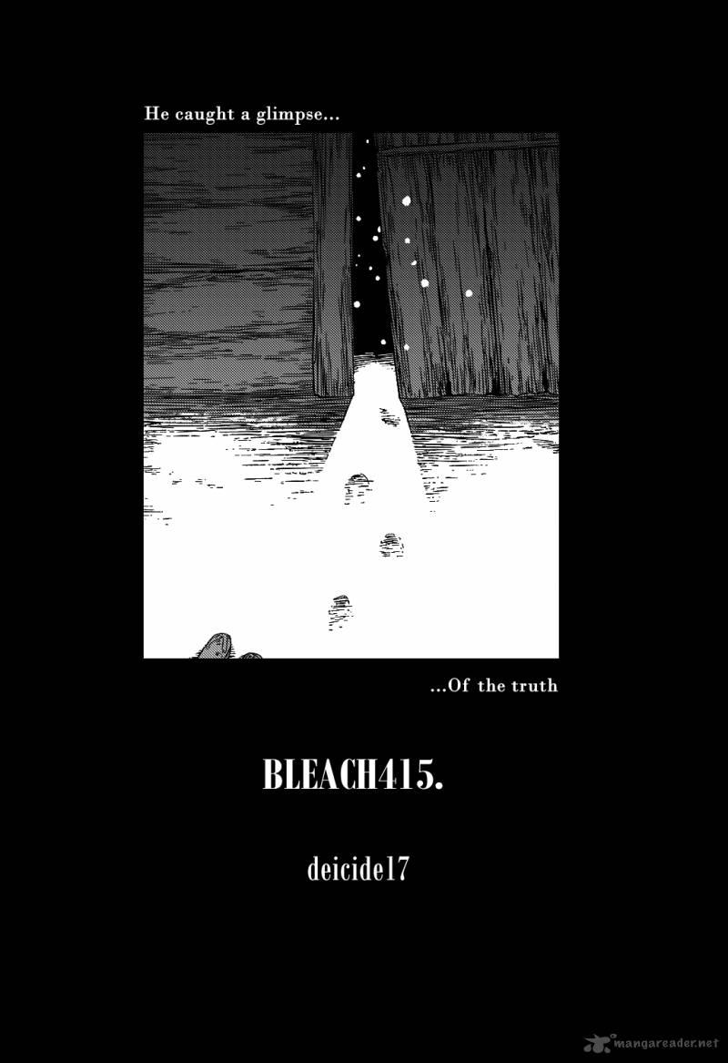 Bleach 415