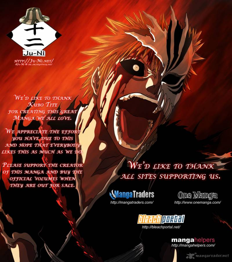 Bleach - Chapter 449